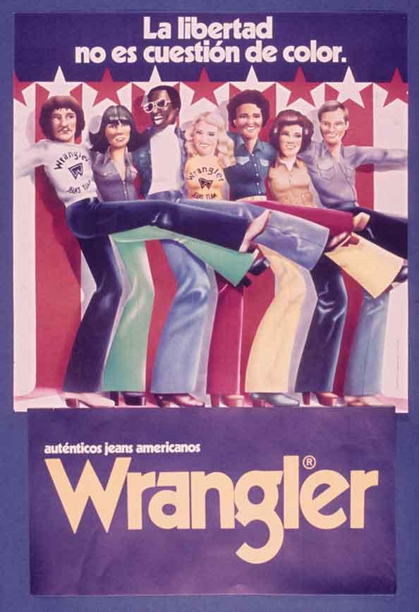 1970 Wrangler Australia