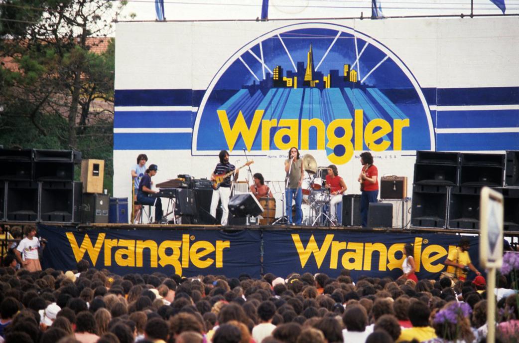 Wrangler Festival Edit