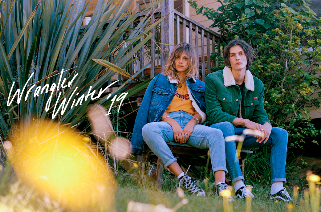 Wrangler Australia Winter New Arrivals 2019