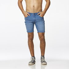 Image of Wrangler Twist Blue Cigi Short Twist Blue