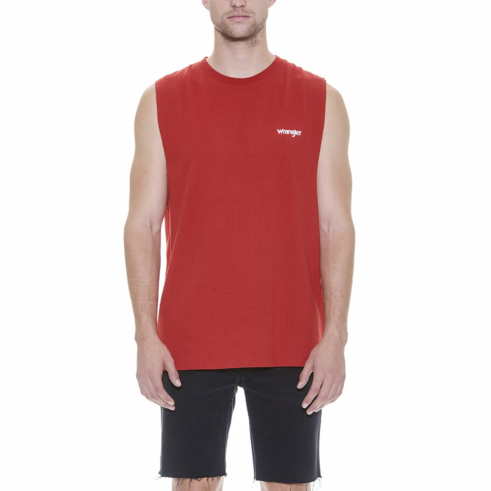 Image of Wrangler De Roth Red Alva Muscle De Roth Red