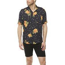 Image of Wrangler Summer Bloom Garageland Shirt Summer Bloom