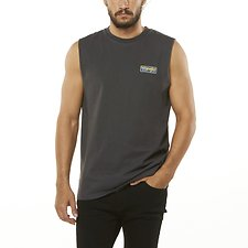 Image of Wrangler Worn Black Heavy Fuel Muscle Worn Black