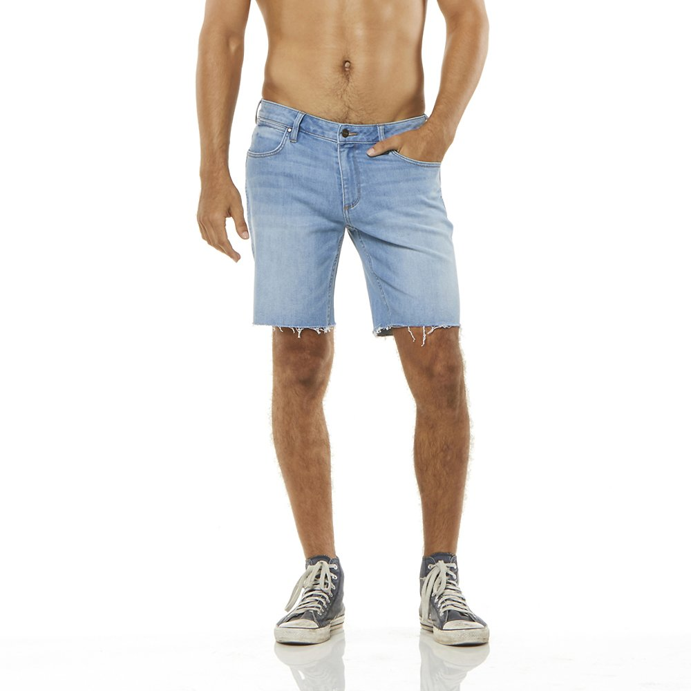 Image of Wrangler Stormy Blue Smith Short Stormy Blue
