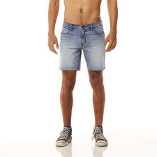 Image of Wrangler Boogie Blue Smith Short Boogie Blue
