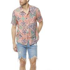 Image of Wrangler Kaleidoscope Garageland Shirt Kaleidoscope