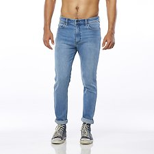 Image of Wrangler Echoes Blue Sid Jean Echoes Blue