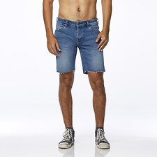 Image of Wrangler Mellow Blue Smith Short Mellow Blue