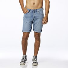 Image of Wrangler Blue Groove Spencer Short Blue Groove