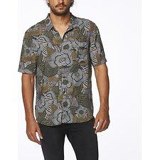 Image of Wrangler Harwood Floral Garageland Shirt Harwood Floral
