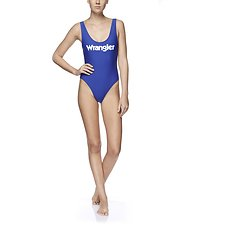 Picture of Gia One Piece Vintage Blue