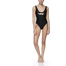 Picture of Gia One Piece Black/Copper