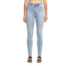 Picture of Hi Pins Jean Cropped Topanga Blues