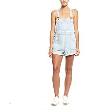 Picture of Short Overalls Silverlake Stone