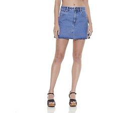 Picture of Repair Mini Skirt Claudia Stone
