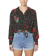 Picture of Bebe Blouse Full Bloom