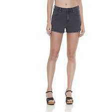 Image of Wrangler Izzy Black Hourglass Short Izzy Black