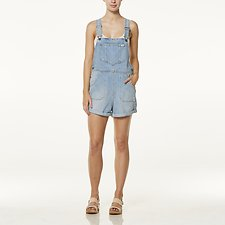 Picture of Short Overall Dolly Worn