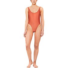 Picture of Elle One Piece  Metallic Spice