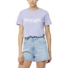 Image of Wrangler Lilac Topanga Tee Lilac