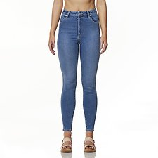 Image of Wrangler Summer Stone Hi Pins Jean Summer Stoned