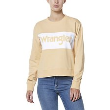 Image of Wrangler Golden Haze Vintage Crew Golden Haze