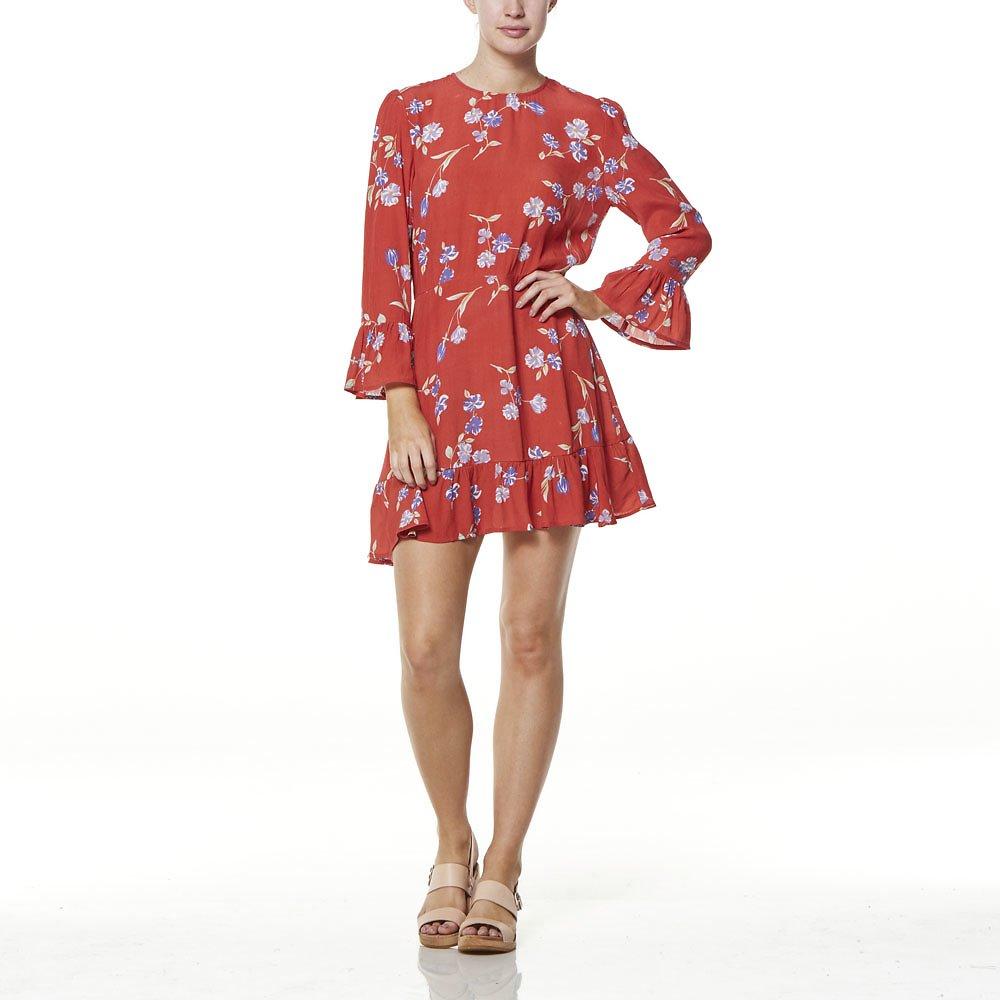 Image of Wrangler Wild Flower Roadhouse Dress Wild Flower