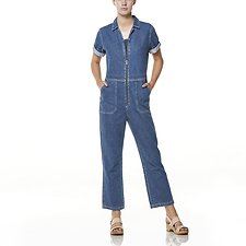 Picture of Patti Boilersuit Summer Blues
