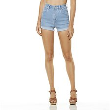 Image of Wrangler Vintage Sky Pin Up Short Vintage Sky