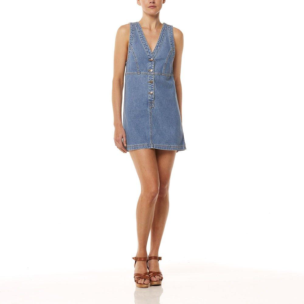 Image of Wrangler Lakes Blue Denim Days Dress Lakes Blue