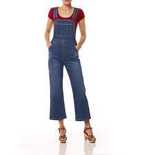 Image of Wrangler Seeker Blue Day Tripper Overall Seeker Blue