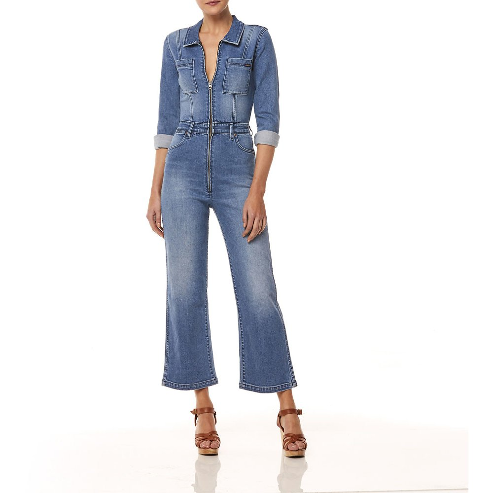 Image of Wrangler Blue Highs Renegade Jumpsuit Blue Highs