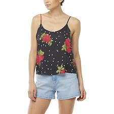 Image of Wrangler Pink Bloom Kate Cami Pink Bloom