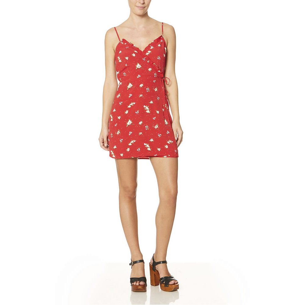 Image of Wrangler Ditsy Rouge Delilah Mini Ditsy Rouge
