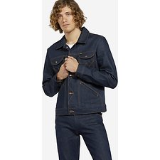 Image of Wrangler New Wash 124MJ Jacket New Wash