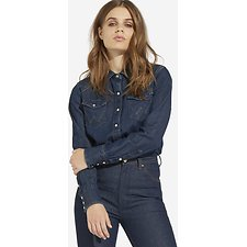 Image of Wrangler New Wash 27WW Shirt New Wash